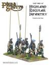 Warlord Games - Pike & Shotte Highland Regular Infantry