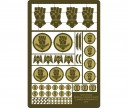 Forge World - Imperial Fist Etched Brass