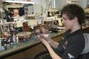 Games Workshop - Trainee Figure Painter