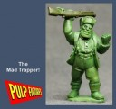 Pulp Figures - The Mad Trapper