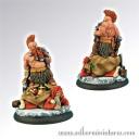 Scibor Miniatures - Santa Slayer