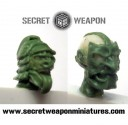 Secret Weapon - Oni Masks Preview