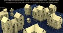 Miniatures Scenery - Village