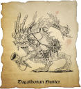 Antimatter Games - Dagathonan Hunter