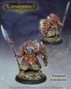 Cavalcade Wargames - Vanguard Commander