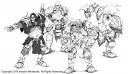 Impact Miniatures - Apocalyptic Quartet