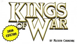 Kings of War - Regel-Logo