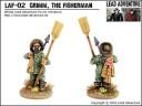 Lead Adventure - Grimm the Fisherman