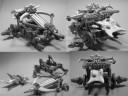 Chaoszwerge Speerschleuder