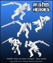 Rusted Heroes - Brahn Life Cleaver