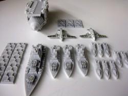 Dystopian Preussen Flotte