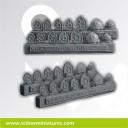 Scibor Miniatures - Chaos Shields