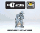 Bolt Action - Chindit Officer