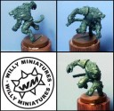 Willy Miniatures - Werewolf
