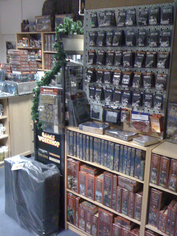 Fantasy Warehouse
