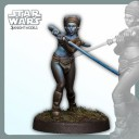 Knight Models - Aayla Secura