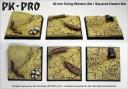 PK-Pro - Desert-Set 40mm