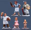 Pulp Figures_ Delancy Street Charakters