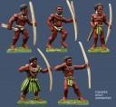 Pulp Figures_ Melanesian Islanders