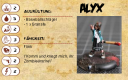 Reanimated - Alyx Stat Card