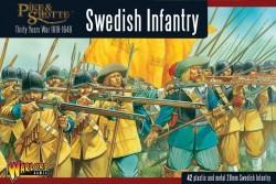 Schwedische Infanterie Cover