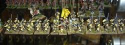 Warlord Schwedische Infanterie Spiel 2010