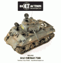 Bolt Action - M4A3 Sherman 75mm