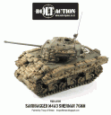 Bolt Action - M4A3 Sherman 76mm Sandbagged