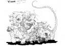 Warhammer Fantasy - Skaven Hell Abomination