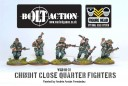 Bolt Action - Chindit Close Quarter Fighters