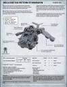 Warhammer 40.000 - Bellicose Pattern Stormraven