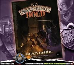 Mantic Games Dwarf Kings Hold Vorschau  Cover