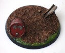 Evil Mushroom Games - 40mm Rubble Bases