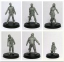 Eolith Miniatures - Zombie Pack