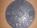 GW-Hexenfluchzitadelle Dachplatte 2