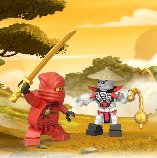 lego spiele ninjago