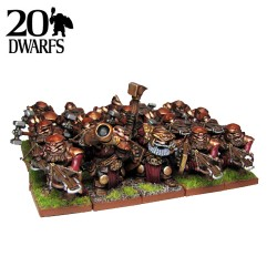 Mantic Games Dwarf Rangers
