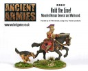 Roman mounted General with Warhound 1