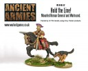 Roman mounted General with Warhound 2