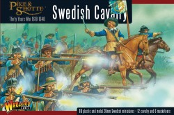 Warlord Games Swedish Cavalry Boxart