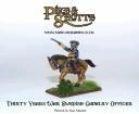 Warlord Games swedish cavalry officer