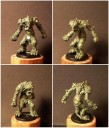 Willy Miniatures Troll