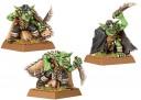 Warhammer Fantasy - Orks & Goblins Fiese Schlitzer