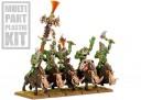 Warhammer Fantasy - Orks & Goblins Wildschweinreiter der Wildorks