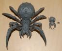 Arachnarok Zusammenbau fertig