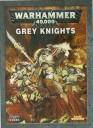 Warhammer 40.000 - Grey Knight Codex Cover
