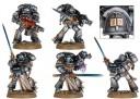 Grey Knights in Servorüstung 1