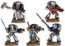 Grey Knights in Servorüstung 2