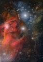 Hotsmats Weltraummatte