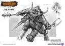 Maelstrom - Galagaak Ox-Gore of the Darkwald